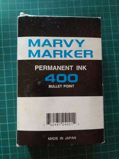 Marvy Permanent Ink Marker
