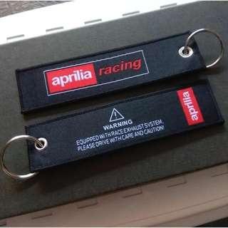 Aprilia Racing Keychain