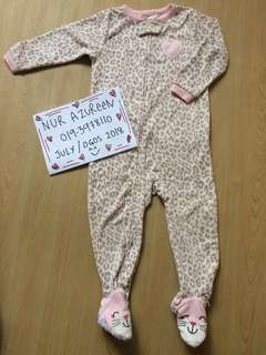 Baby Sleepsuit carters