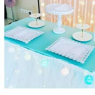 Dessert Table Props Rental_Tablewares
