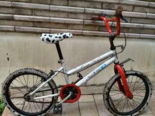 Sepeda wim cycle dalmatians