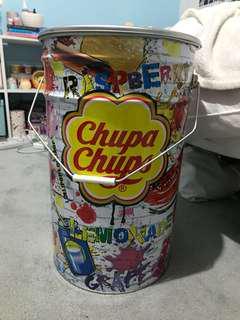 Chupa Chups Storage Tin