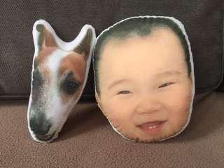 Customised baby Plushy