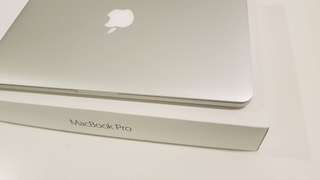 🚚 2014 Macbook Pro Retina 13 i5/8G/256G 外觀如新機 盒裝配件完整