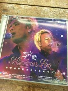 克 勤 karaoke concert vcd