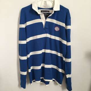 abercrombie and fitch rugby top