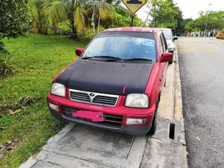 kancil 850 manual for sale