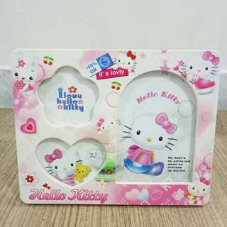 Hello kitty Frame / Tempat Foto / Bingkai Foto Hello Kitty