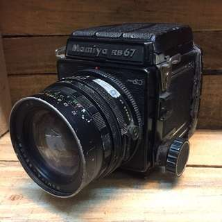 Mamiya RB67 Pro SD Film Camera