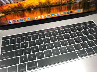 (高配版) MacBook Pro 15-inch