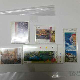 2003年香港郵票 Hong Kong Stamps