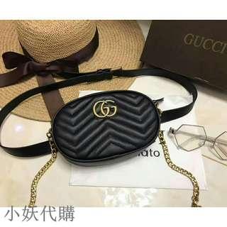 🚚 Gucci GG 腰包
