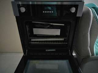 Rinnai Baking Oven with cabinet (without microwave oven)