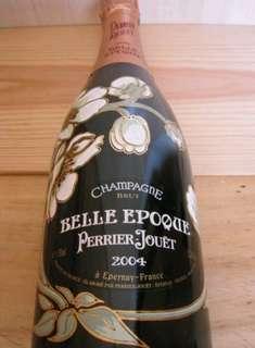 PERRIER JOUET BELLE EPOQUE CHAMPAGNE WINE 04 巴黎之花香檳酒