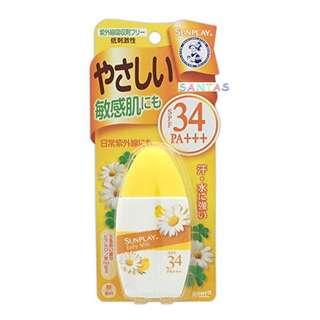 Sunplay Baby Milk Sunscreen 敏感肌膚防曬液 30g