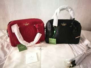 Katespade Doctor's Bag Free shipping Nationwide! Complete Inclusions 😊