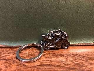 電單車鑰匙扣 鑰匙圈