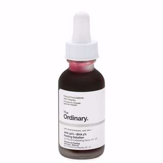✨ INSTOCK SALE: The Ordinary AHA 30% + BHA 2% Peeling Solution