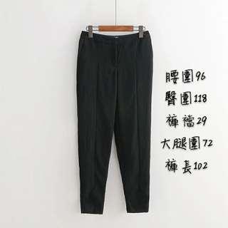 🚚 大尺碼西裝休閒長褲