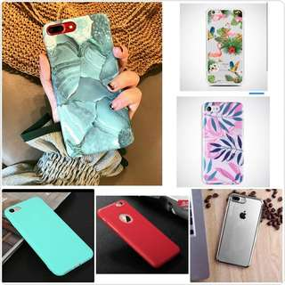 Take all 6pcs iphone 6 plus case