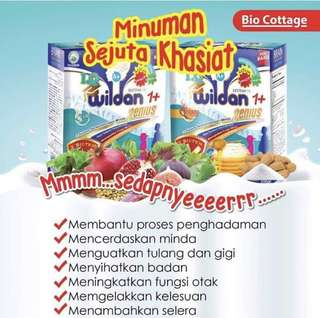 IQ Wildan Milk Formula