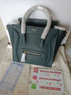 Ready stock ! Celine Nano