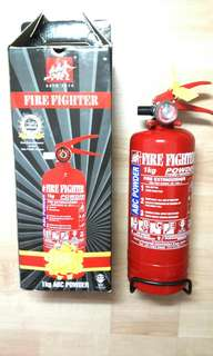 1kg Fire Extinguisher (ABC Dry Powder type)