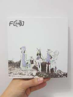 f(x) 2nd Mini Album - Electric Shock