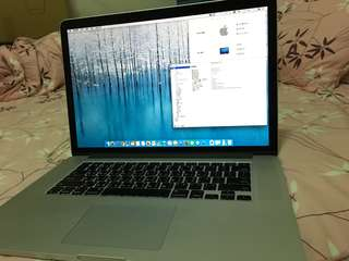 "急售❗️8萬9⬇️ MacBook Pro with Retina 15"" 512GB 16GBRAM"