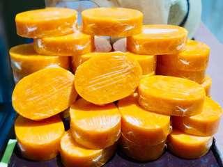 Papaya Soap from scratch