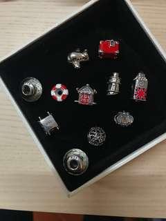 SOULFUL 925 silver bracelet charms