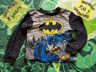 DC & Marvel shirts & pants