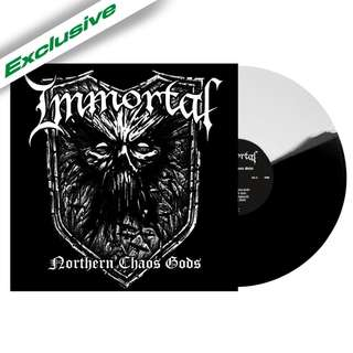Immortal ‎– Northern Chaos Gods (Bi-Coloured) LP Vinyl