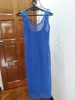 Topshop 2pc dress