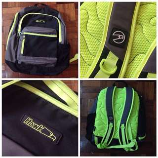 Hawk Backpack- Authentic