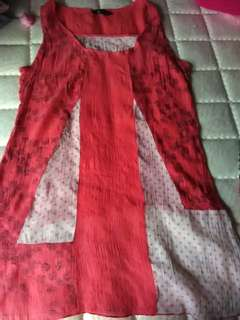 Boho Dress/Top
