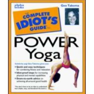 🚚 Complete Idiot's Guide to Power Yoga