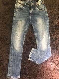 Celana jeans strech slimfit