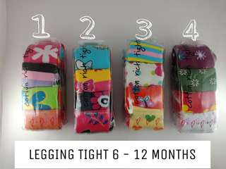 CORAK BABY LEGGING 4in1