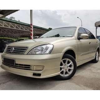 Nissan Sentra 1.6 SG-L (A) 2009
