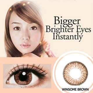 Freshkon colour contact lens