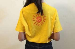 Yellow T Shirt