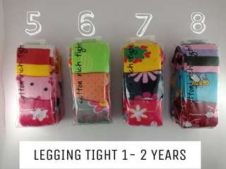 CORAK BABY LEGGING 3in1