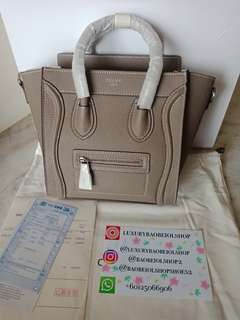 READY STOCKS!!Celine Nano