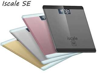 Iscale SE Digital Body Weighing Scale Weight Berat Ukur