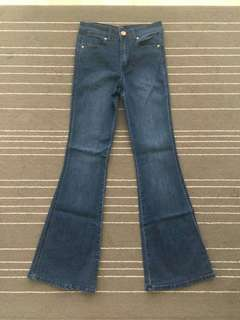 Forever 21 Boot Cut Jeans