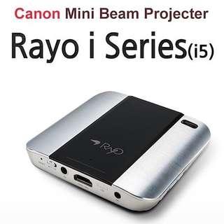 Canon Korea rayo i5 projector