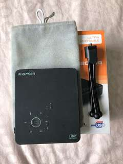 Keyser U4 DLP Portable Projector