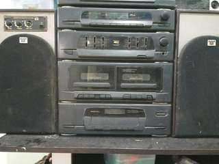 Radio Tape CD player