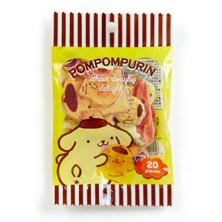 Japan Sanrio Pompompurin Sticker Seal (Bakery)